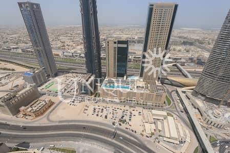2 Bedroom Flat for Sale in Downtown Dubai, Dubai - Sea and City view 2 Bedroom | Burj Vista 1