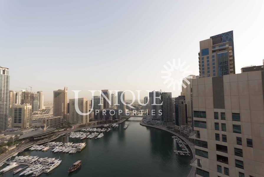 2 Al Sahab 1 Bed | High Floor | F. Marina V.
