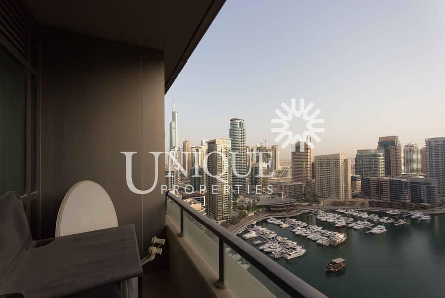 21 Al Sahab 1 Bed | High Floor | F. Marina V.