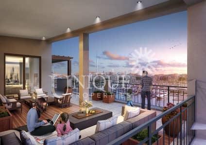 بنتهاوس 4 غرف نوم للبيع في جميرا، دبي - 25% Paid| Full Marina + B. Khalifa + Sea view