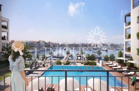 4 Bedroom Penthouse for Sale in Jumeirah, Dubai - 25% Paid| Full Marina + B. Khalifa + Sea view