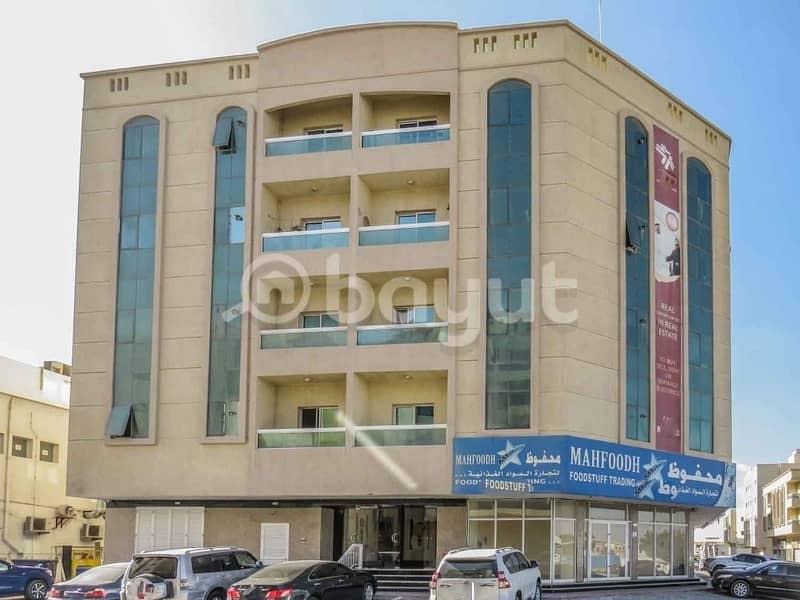 One Deluxe 1Bedroom for Rent in Al jurf3 Building