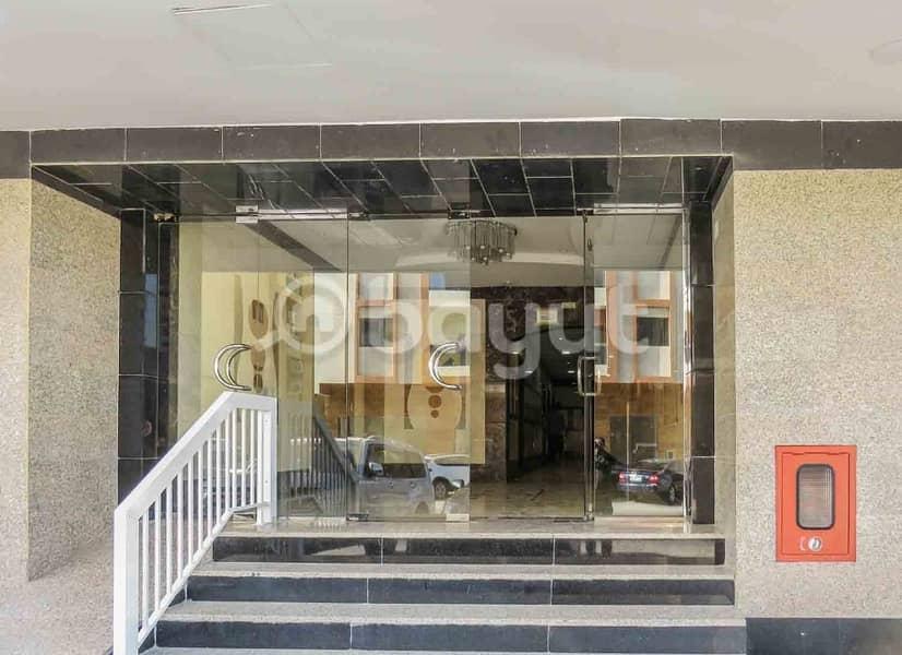 14 One Deluxe 1Bedroom for Rent in Al jurf3 Building