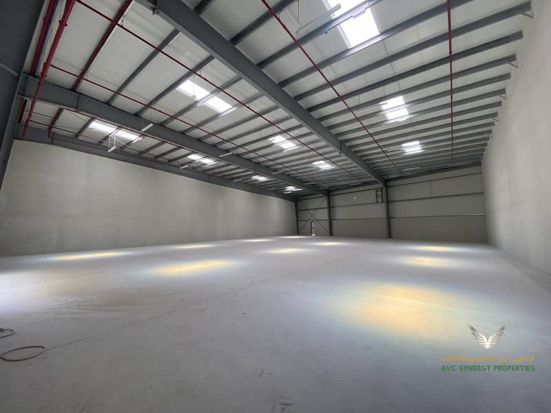 2 Brand New Adjacent Warehouse For Sale