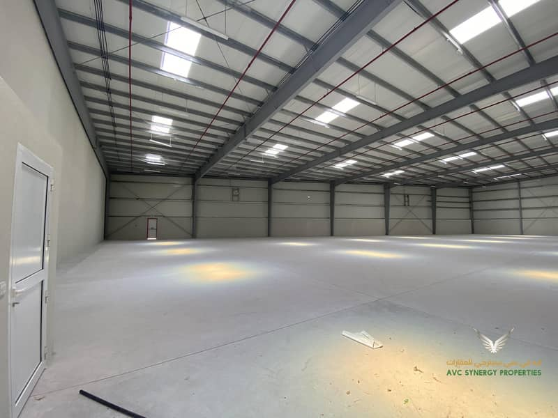 Brand New Adjacent Warehouse For Sale
