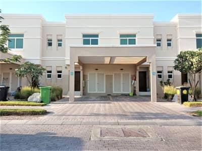 تاون هاوس 2 غرفة نوم للايجار في الغدیر، أبوظبي - 2 BR TOWNHOUSE IN AL GHADEER COMMUNITY (WATER FALL)