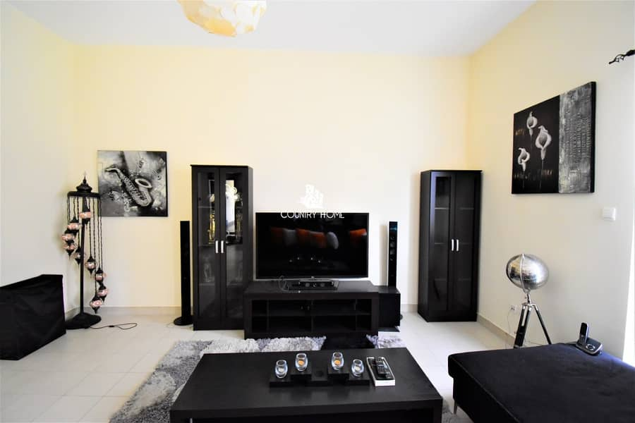 2 Exclusive | 1 bed Furnished | 5k monthly