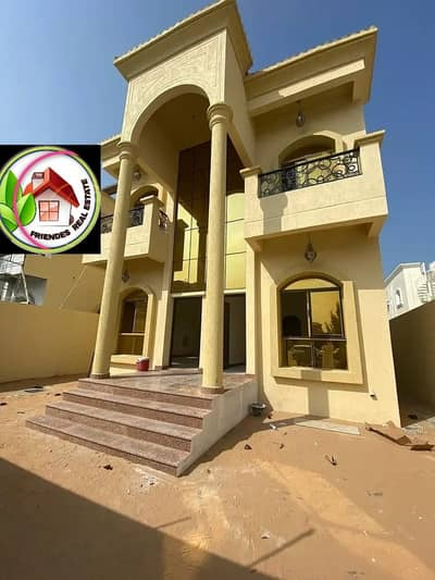 5 Bedroom Villa for Sale in Al Mowaihat, Ajman - Villa for sale, super deluxe finishing, freehold for all nationalities