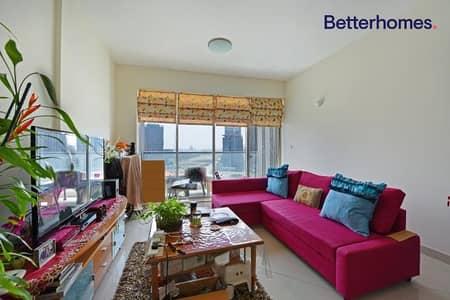 فلیٹ 1 غرفة نوم للبيع في مدينة دبي الرياضية، دبي - Vacant |Unfurnished | Canal View | High Floor