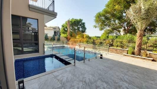 5 Bedroom Villa for Sale in Jumeirah Golf Estate, Dubai - 5BR HUGE VILLA // BRAND NEW // LAKE VIEW FACING VILLA