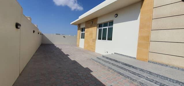6 Bedroom Villa for Rent in Barashi, Sharjah - Huge 6bedrooms villa all master bedroom 10000sqft rent 85k in 4payment call 055_2260846 in barashi