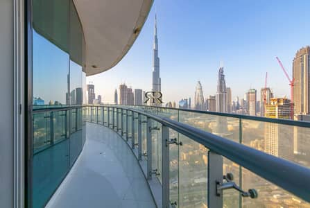 شقة 2 غرفة نوم للايجار في وسط مدينة دبي، دبي - Splendid Burj Khalifa View | Fully Furnished 2 Bedrooms