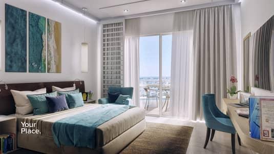 Studio for Sale in Palm Jumeirah, Dubai - Distress deal | Sea view studio | Beach access
