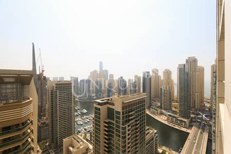 شقة 1 غرفة نوم للبيع في دبي مارينا، دبي - Exclusive | West Avenue | Well  Kept | Marina View