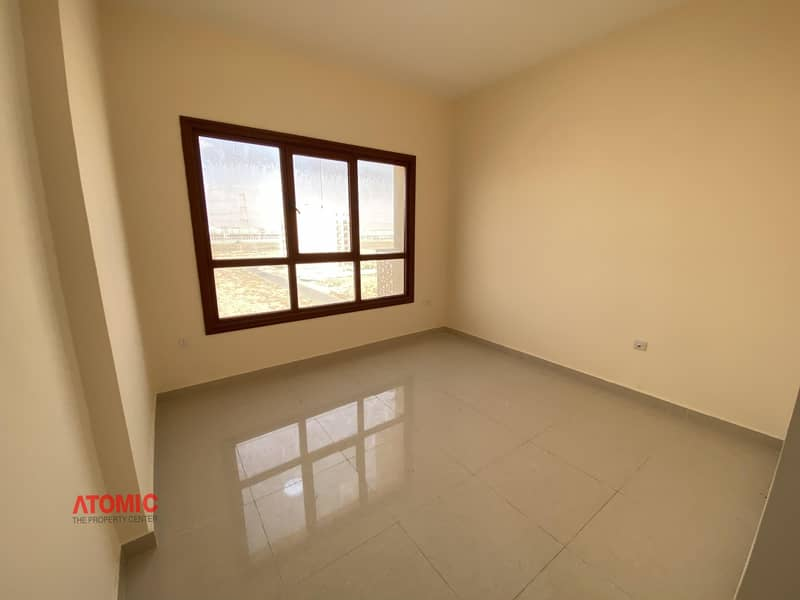 Dewa free for one year 2 bhk with Biger balcony for rent in phase 2