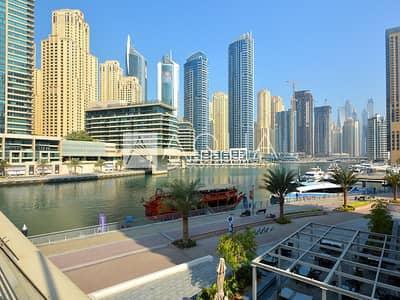 شقة 1 غرفة نوم للبيع في دبي مارينا، دبي - Unfurnished | Bright & Spacious | Marina View