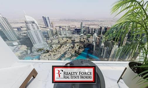 شقة 4 غرف نوم للبيع في وسط مدينة دبي، دبي - MOTIVATED SELLER | HIGH FLOOR | RESALE