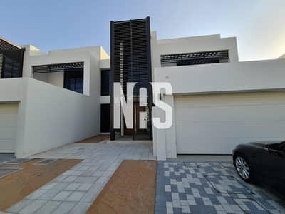 تاون هاوس 4 غرف نوم للايجار في جزيرة السعديات، أبوظبي - Stunning Townhouse 4 Bedrooms at Jawaher Saadiyat Island