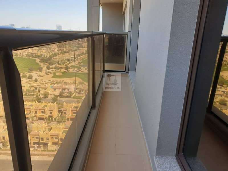2 Furnished 1BR  Golf Course & Pool View   32 k