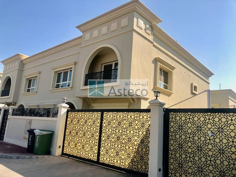 56 Spacious Villa | Large Bedrooms | Vacant Now