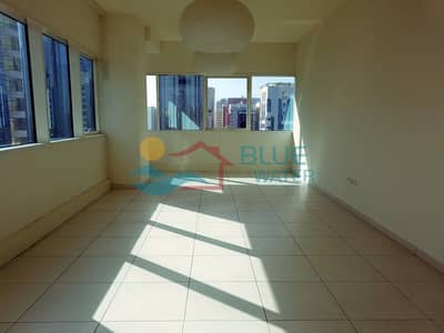 2 Bedroom Apartment for Rent in Hamdan Street, Abu Dhabi - 13 Months 2 Master Bedroom with Kitchen Appliances