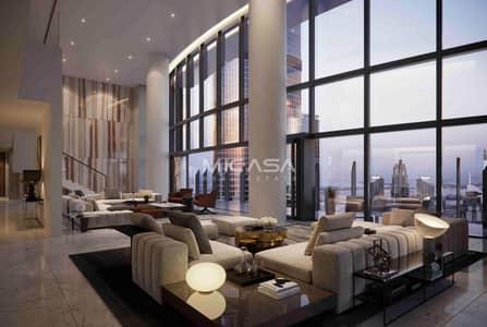 4 Bedroom Apartment for Sale in Downtown Dubai, Dubai - High Floor| Burj Khalifa and Fountain views| Luxury 4 bed