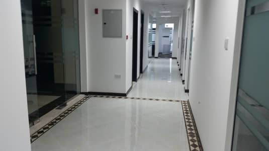 Floor for Rent in Sheikh Zayed Road, Dubai - Fitted Full Floor Business Center on Sheikh Zayed Road