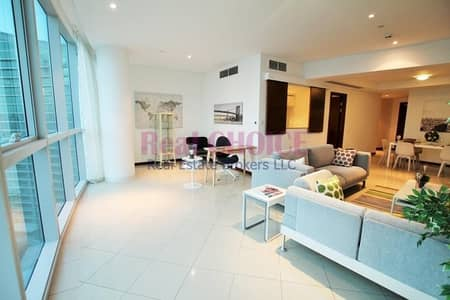 2 Bedroom Flat for Rent in Dubai Festival City, Dubai - Unfurnished 2BR|No Commission| 1 Month FREE| Bright