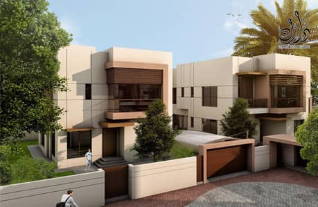 4 Bedroom Villa for Sale in Sharjah Garden City, Sharjah - Owns a very large villa with installments for 5 years