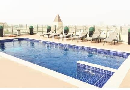 4 Bedroom Townhouse for Sale in Jumeirah Village Circle (JVC), Dubai - 4BHK+M+baement With Pool Rented
