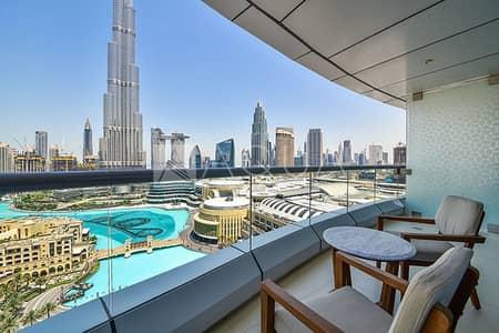 شقة 1 غرفة نوم للايجار في وسط مدينة دبي، دبي - All Included | Monthly / Quarterly Available