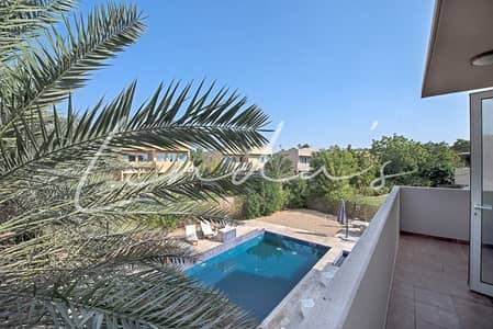 3 Bedroom Villa for Rent in Arabian Ranches, Dubai - Simply Stunning | Saheel Type 6 |Private Pool