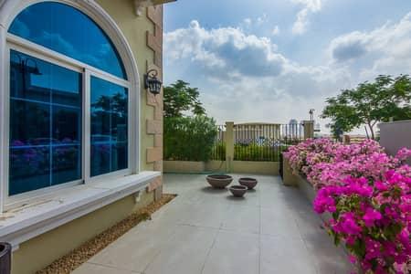 5 Bedroom Villa for Sale in Motor City, Dubai - Fully furnished 5BR_maid for sale in Casa Familia
