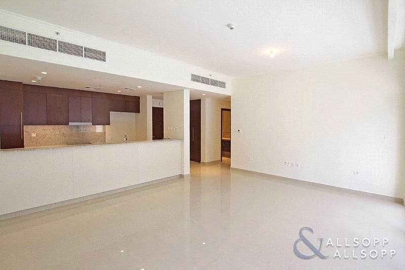 1 VACANT | Sidra Facing | Extended Balcony