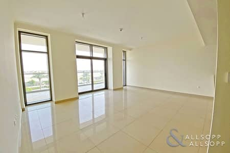 2 Bedroom Apartment for Sale in Dubai Hills Estate, Dubai - VACANT | Sidra Facing | Extended Balcony
