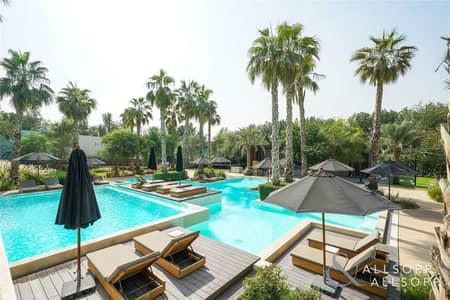 فلیٹ 1 غرفة نوم للايجار في مدينة محمد بن راشد، دبي - 1 Bedroom | Brand New | Unreal Amenities