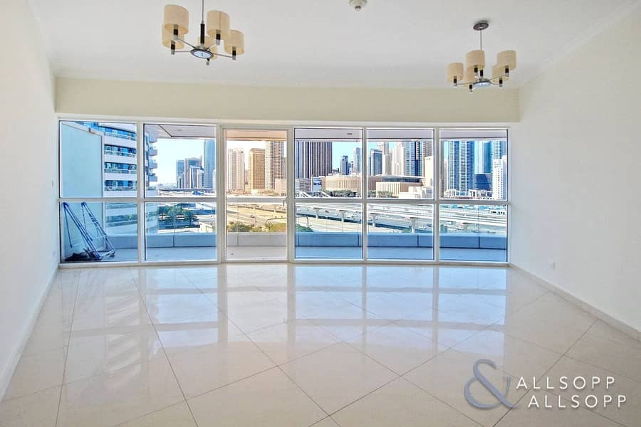 2 Vacant Now | Two Bedroom | Large Balcony