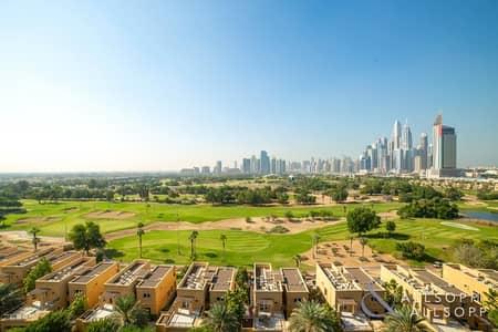 فلیٹ 1 غرفة نوم للبيع في ذا فيوز، دبي - Full Golf View | Large 1 Bed | Vacant Soon