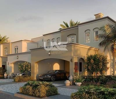 2 Bedroom Townhouse for Sale in Serena, Dubai - Portuguese Style | Single Row | with Community Views