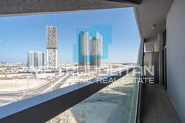 City View| Panoramic Balcony | Brand New Tower