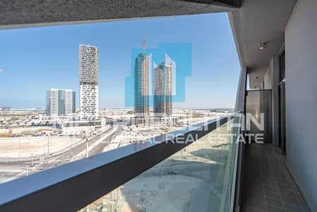 1 Bedroom Apartment for Rent in Al Reem Island, Abu Dhabi - City View| Panoramic Balcony | Brand New Tower