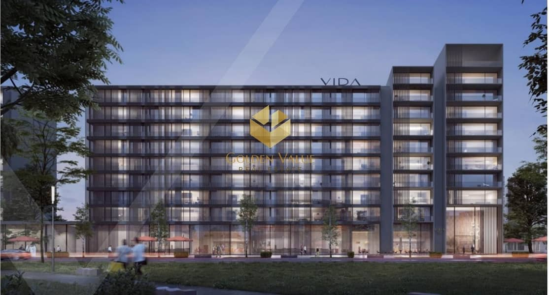 Vida   Brand From Emaar In Sharjah with Boulevard View