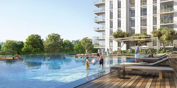 1 Bedroom Apartment for Sale in Dubai Hills Estate, Dubai - pay 15 % and get 3 years   Renewable Business License .