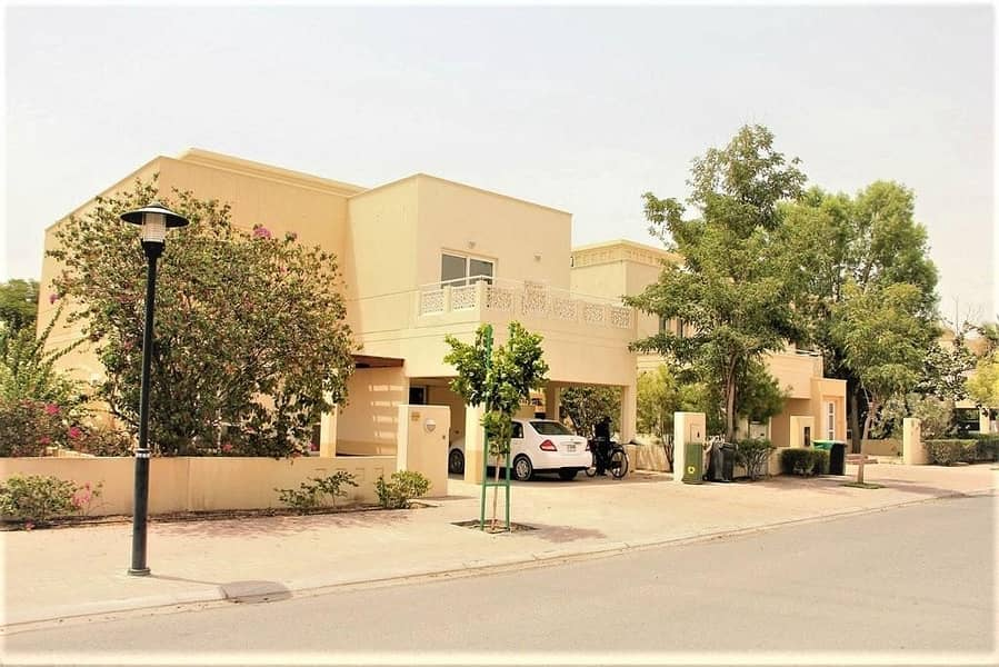 Type 4 Villa |4Bedrooms+Maid Rm | Available Now