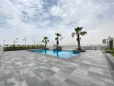 Studio for Rent in Dubai South, Dubai - Immaculate studio with balcony available for rent