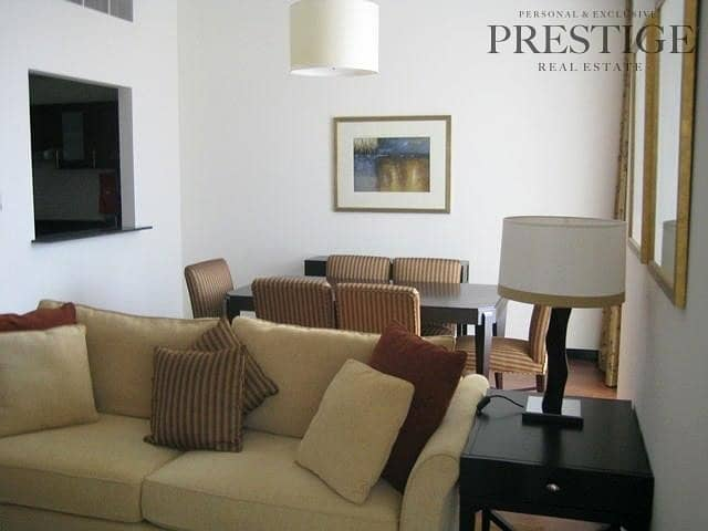 Community View | Fully Furnished | JLT