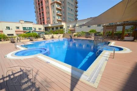 فلیٹ 1 غرفة نوم للايجار في مثلث قرية الجميرا (JVT)، دبي - Spacious | Great Views | Available Now