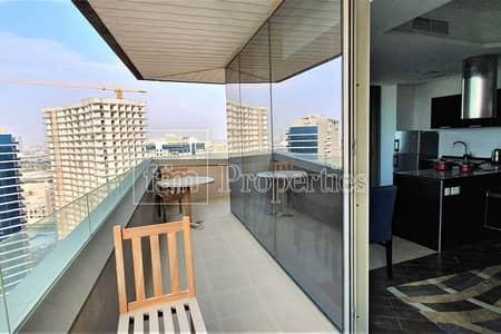 فلیٹ 1 غرفة نوم للبيع في مدينة دبي الرياضية، دبي - Apartment for Sale in The Matrix