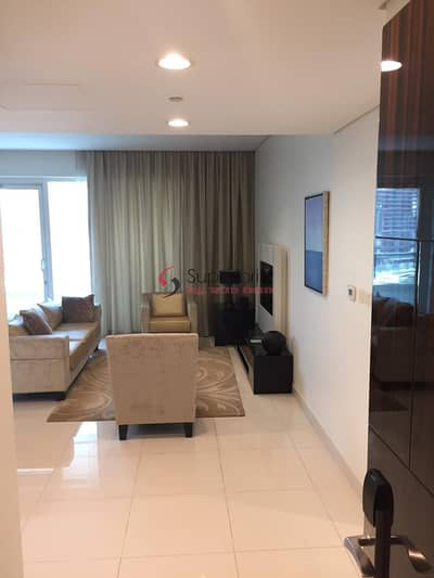 1 Bedroom Apartment for Sale in Business Bay, Dubai - Enormous Fully furnished | Rented | Canal View | Mid floor |