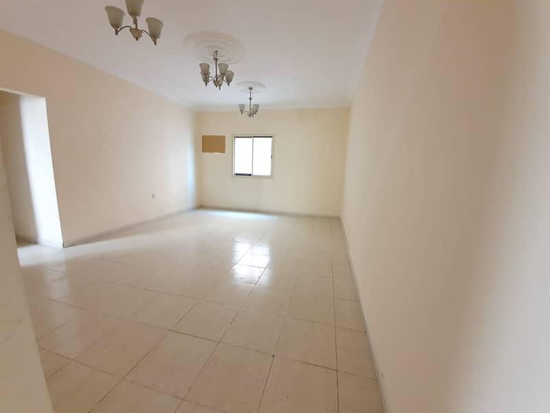 BIG DEAL !! HUGE 2 BEDROOM HALL WITH BALCONY ONLY 22K IN ABU SHAGARA